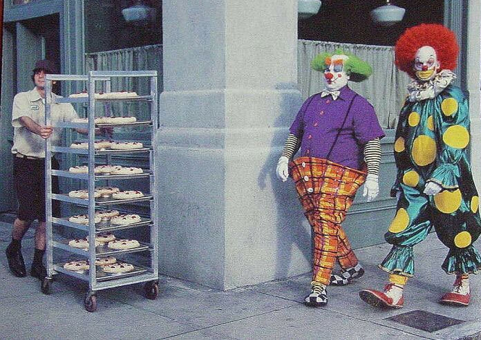 ClownsPies