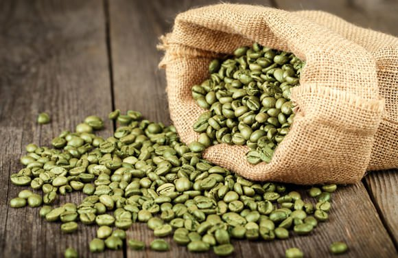 green-coffee-beans-in-a-bag